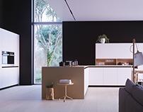 Comprex Silica Kitchen
