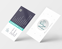 Pinuts Agency // business card