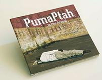 Puma Ptah | EP album design