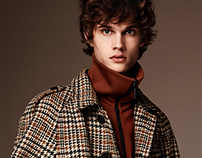 Burberry Menswear Jan 2016