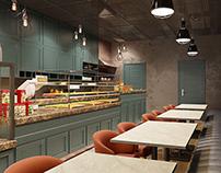 Faruk Güllüoğlu Cafe Design