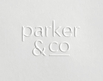 Parker & Co. Brand Development