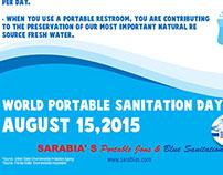 World Sanitation Day 2015