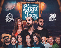 Projeto Luau da Toca - 2019