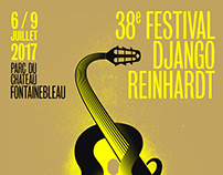 Festival Django Reinhardt 2017