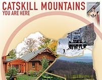 Catskill Mountains: Transportation-Destination Campaign