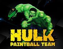 Hulk Paintball Team