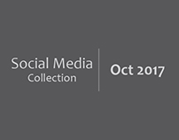 Social Media collection (Oct 2017)