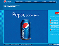 PEPSI - Augmented Reality / Project management / UX/UI