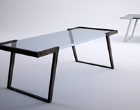7.t coffee table