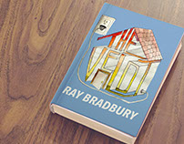 Short Story Book Covers - Ray Bradbury