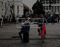 STREET PHOTOGRAPHY - Kota Tua
