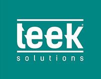 TEEK Solutions | Naming & Branding