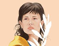 """Anna Castillo-""""El Olivo"""""""