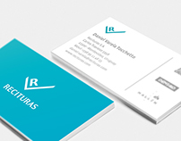Recituras - Brand Design & Launch