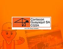 Contecon- Puerto Marítimo de Guayaquil