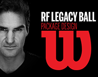 RF Legacy Ball Package Design