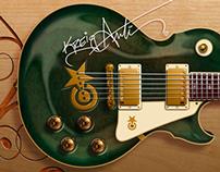 Pain Star Guitar Designs