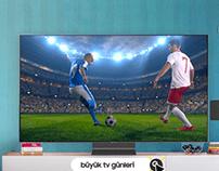 Samsung Big TV Days TVC - Küçüğüm - Sezen Aksu