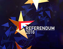 EU Referendum brand - BBC Newsnight