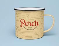 Perch Espresso Bar Brand Identity