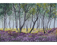 The Misty Heather