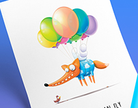 illustrations for MarLi toys