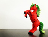 Strawberry Unicorn