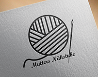 Sewing Business Logo Design