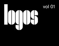 Logos & Brandmarks Vol.01