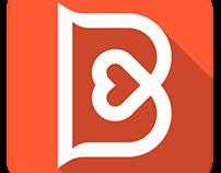 Mobile app logo ,icon