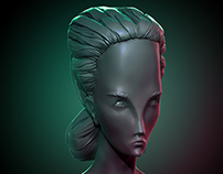 Jane sculpt