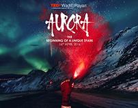 Aurora I TEDxWadiElRayan 2016 Event