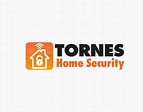 Tornes Security - Logo