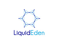Liquid Eden Logo Design