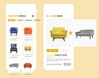 Furniture UI