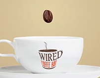 Wired Coffee Bar Motion Graphic