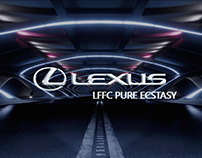 Lexus LF-FC - Set Design and Matte Paintings