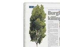 Western Power: Trees & Powerlines Press