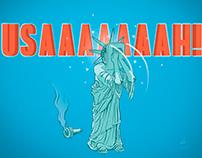 USAAAAAAAH! Election