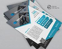 Metamorf Corporate Premium Flyer Template