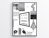 Story of the Eye Poster