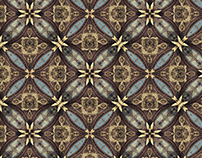 Louvre pattern