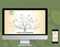 Espacio de Terapias - Web design