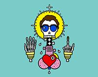 KEITH ME! - Artistas de los Muertos serie