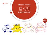 Showcase Mascot Family EPI