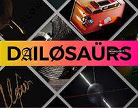 """Dailøsaürs"" Daily 3D challenge"