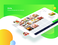 Ocha-the best POS application for a restaurant