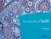 Vera Bradley X Venus Style Guide