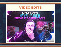 Video Edits